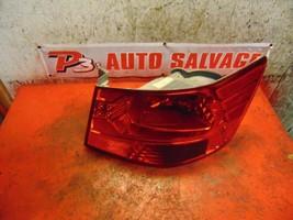 13 12 11 10 Kia Forte sedan oem passenger right brake tail light lamp as... - $29.69