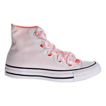 Converse CTAS Women's Big Eyelets Hi Shoe White-Crimson Pulse-Black 560669C - $59.95
