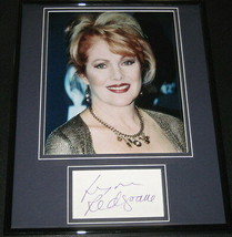 Lynn Redgrave Signed Framed 11x14 Photo Display Georgy Girl Happy Hooker - $65.09