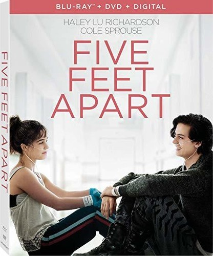 Five Feet Apart [Blu-ray + DVD + Digital]