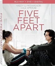Five Feet Apart [Blu-ray + DVD + Digital] - $29.95