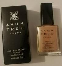 Avon True Color Pro+ Nail Enamel Perfectly Flesh New, 12ml 0.406 fl.oz. - $5.93