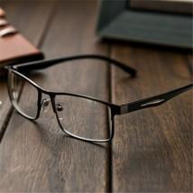 Reading Glasses Men Metal Frame Classic Eyeglasses Reader - $6.57