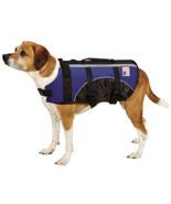 Xsmall dog life jacket Guardian Gear neoprene navy pet - $15.96