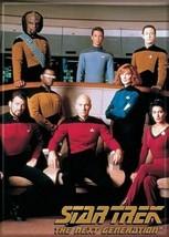 Star Trek: The Next Generation Complete TV Cast Portrait Magnet NEW UNUSED - $3.99