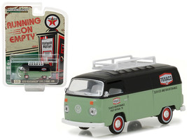 "1979 Volkswagen Type 2 Panel Van Texaco ""Running on Empty\"" Series 3 1/... - $13.18"