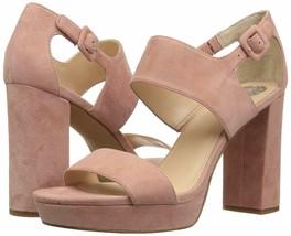 Vince Camuto Jayvid Platform Block Heel Sandals, Multip Sizes Rose Bud VC-JAYVID - $109.95