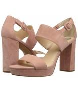 Vince Camuto Jayvid Platform Block Heel Sandals, Multip Sizes Rose Bud V... - $109.95