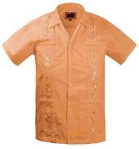 Guayabera Kids Toddler Junior Beach Wedding Baptism Button-Up Casual Dress Shirt image 12