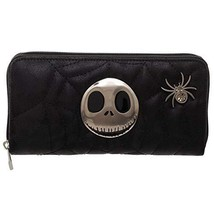 Jack Skellington Wallet Nightmare Before Christmas Gift Nightmare Before... - $38.17