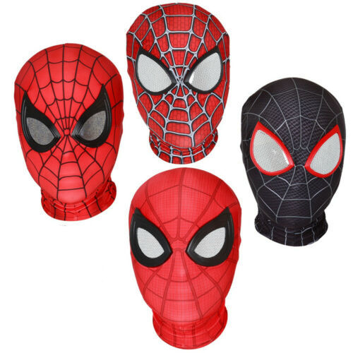 Primary image for Spider Man Far From Home Mask Spider-man into the spider verse Mask face shell