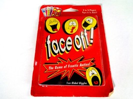 Face Off Card Game for Hilarious Family Game Night Fun Global Giggles - $15.83