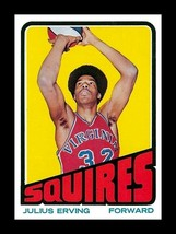 LOT of 25 REPRINT 1972 Topps #195 JULIUS ERVING Rookie Card Virginia Squ... - $9.50