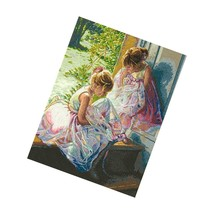 Dimensions Gold Collection Counted Cross Stitch Kit, Ballerina Dreams, 18 Cou - $55.99