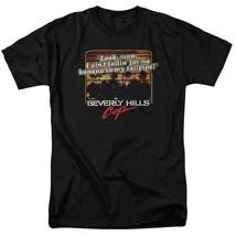 Beverly Hills Cop t-shirt Eddie Murphy retro 1980s movie graphic tee PAR236 image 1