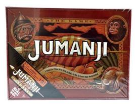Jumanji The Board Game In Real Wooden Box - $41.99