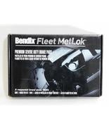 NEW-Premium Severe Duty Bendix Fleet MetLok Rear Disc Brake Pads Set MKD... - $26.56