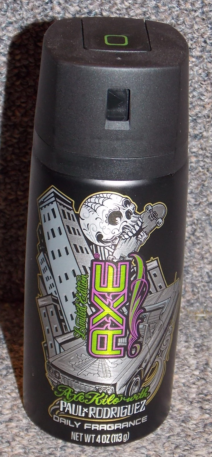 Primary image for Axe Limited Edition Paul Rodriguez Body Spray