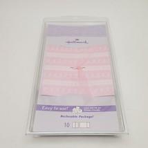 Hallmark Pink Invitations Announcements With Accessories & Envelopes Pr - $7.76