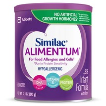 Similac Alimentum Hypoallergenic Infant Formula for Food Allergies and C... - $154.75
