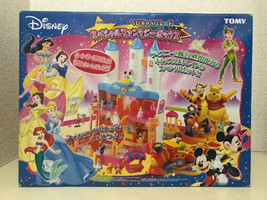 Tomy Disney Chibi Characters Parade Special Fantasy Box Figures Used Jap... - $739.99