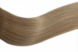 14 Inch Tape in Hair Extensions Brazilian Straight Hair Unprocessed Remy Human H image 4