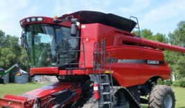 2010 CASE IH 8120 For Sale In New Rockford, North Dakota 58356 image 1