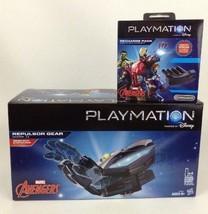 Disney Playmation Marvel Avengers Repulsor Gear Mark II + Recharge Battery Pack - $29.35