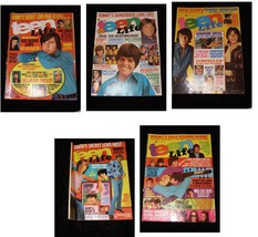 Teen Life Magazine Lot Jackson Five Partridge Family David Cassidy Osmon... - $49.99