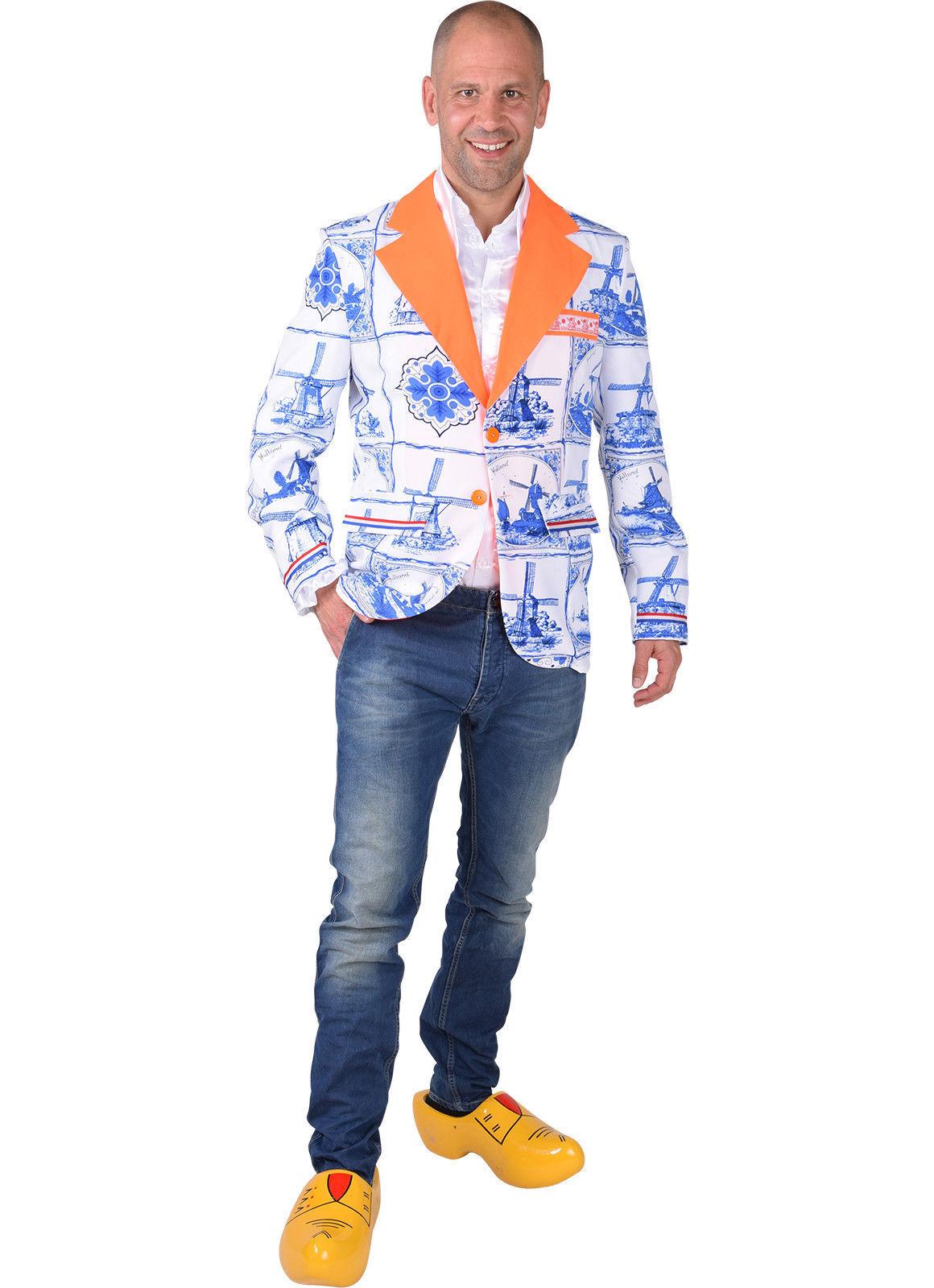 Gents Delft  Blazer - Dutch / Entertainers