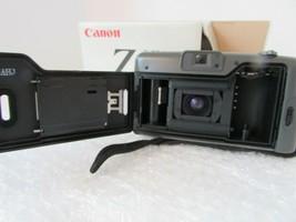 CANON SURE SHOT 60 ZOOM SAF FILM CAMERA SILVER/BLACK CASING G3 - $24.45