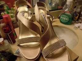 Nina high heel evening shoe size 9M - $24.99