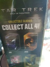 Star Trek Nero Collectible Glass 2008 new in box Burger King Glass Colle... - $13.50