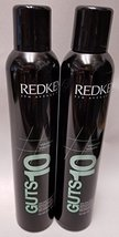 Redken Guts 10 Volume Spray Foam, 10.58 oz, 2 ct (Quantity of 2) - $38.55