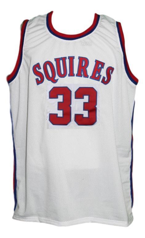 Charlie scott  33 virginia squires aba basketball jersey white   1