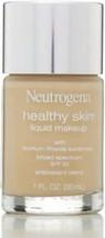 Neutrogena Healthy Skin Liquid Foundation, 20 Natural Ivory 1 OZ 2 Pack - $23.74