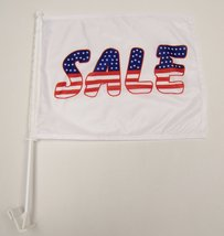 30 (PAK) Premium Dealership Advertising Window Flags - $128.65