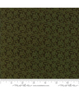 Fabric- Wide Quilt Backing-Moda Kansas Troubles-Fresh Cut Flowers #11140-15 - $16.83
