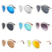 Fashionable Baby Boys Girls Kids Sunglasses Pilot Style Alloy UV 400 Pro... - $11.27