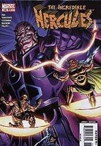 Incredible Hercules (2008 series) #130 [Comic] [Jan 01, 2008] Marvel - $5.87