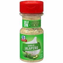 McCormick Garlic Jalapeño Seasoning, 3 oz - $14.84