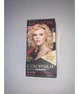 Revlon Colorsilk Buttercream 100 / 03G Extra Light Natural Blonde Hair C... - $14.99