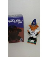 Wool E Bull Durham Bulls Baseball Gnome With Box Emerge Promotion  - $12.86