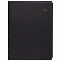 """AT-A-GLANCE 2020 Weekly Planner / Appointment Book, 8-1/4"""" x 11"""", Large,... - $18.09"""