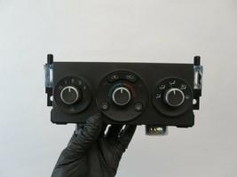 #3631A Pontiac G6 05 06 07 08 09 Dash Temp Ac Heat Air Climate Control Switch - $14.85