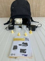 Medela Pump In Style Advanced Breast Pump Backpack, Chargers Connectors ... - $58.28
