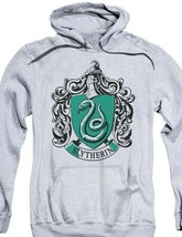 Harry Potter Slytherin House Snape Wizard J.K Rowling's Hogwarts Hoodie HP8040B image 2