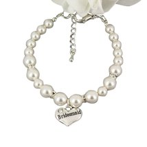 Bridesmaid Gift Bracelet, Bridal Party Bracelets, Makes the Perfect Gift... - $14.95