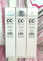 IT Cosmetics Illumination CC+ Anti Aging Foundation 32 mL (CHOOSE SHADE) 01/21+ - $28.70+