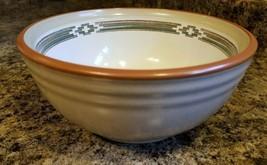 "Noritake PUEBLO MOON Serving Bowl  7.5"" Diameter 8457 MINT - $24.45"